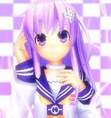 Nepgear icon purple by akanekazuyagi-d5260bi