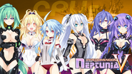 Neptunia v wallpaper 37 by karto1989-d5v2euo
