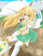 Vert Commission 4 Coloring