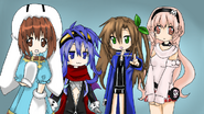 Hyperdimension neptunia x lucky star by thatcrazyotaku-d5qyoo7