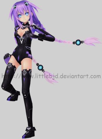 File:Mmd purple heart by littlebjd-d56g7xf.png