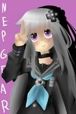 Hyperdimension neptunia nepgear by yokuitami-d5864j3