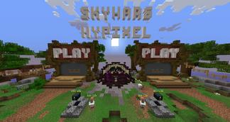 SkyWars lobby