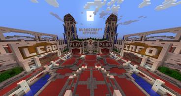 Quakecraft lobby