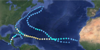 1765 Atlantic Hurricane Season