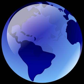 Hypothetical Encyclopedia Globe