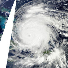 Hurricane Irene Aug 24 2011 1505Z