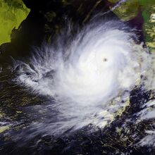 Tropical Cyclone 01A 24 may 2001 0936Z