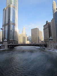 File:Steam Rising from Chicago River.jpg