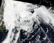Tropical Storm Karen (2001) Landfall