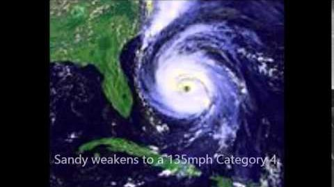 Hurricane Sandy(2012 HS16)