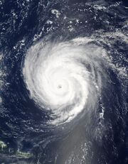 Hurricane Fabian 2003 Sept 4