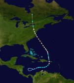 Hurricane Jose Track (2017 - Money Hurricane).png