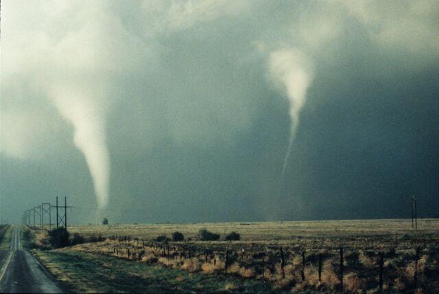 File:NOAA two tornadoes.jpg