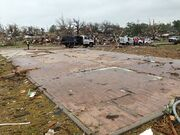 May 15, 2013 Granbury, Texas tornado damage
