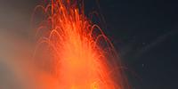 2095 eruption of Mt Lanin