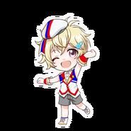 Akari Tori SD Jump