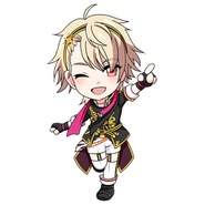 (2nd Anniversary Scout) Saku Uruha SD Jump