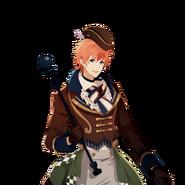 (Grandmaster Scout) Leon GR Transparent