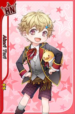 (Summer-colored Happy Smile) Akari Tori HN
