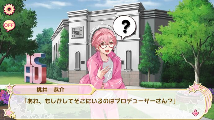 (Profile Story) Kyosuke Momoi