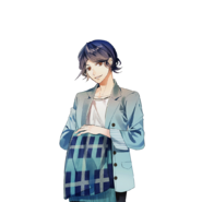 (Astronomical Observation Scout) Aoi Kakitsubata SR Transparent
