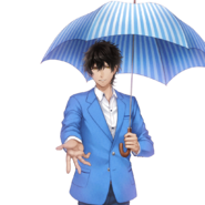 (June Bride 2017 Scout) Akira Mitsurugi SR Transparent