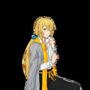 (Warlock Scout) Hikaru Orihara LE Transparent