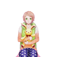(Second Batch) Kanata Minato R Transparent