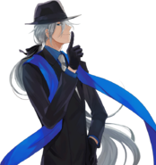 (Art Appreciation Scout) Raku Wakaouji GR Transparent
