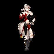 (Yaseiji Scout) Satsuki Kururugi Fullbody