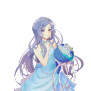 (June Bride Scout) Runa Kagurazaka UR Transparent