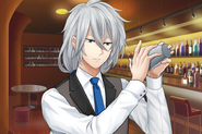 (Part-time Job Scout) Raku Wakaouji SR 1