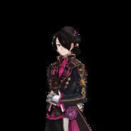 (2nd Anniversary Scout) Akio Tobikura GR Transparent