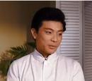 Asian chef Kato