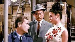 IDOJ episode 1x21 - Tony with Chinese spys Princess and Hong