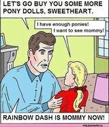 Комиксы-mac-linux-pony-355454