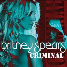 Britney Spears Criminal cover