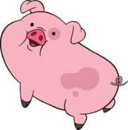 Gravity falls waddles by timeimpact-d5daxxm