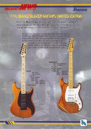 1996 Blazer flyer