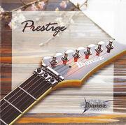 2004 Ibanez Prestige catalog cover