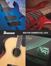 2014 Summer USA new products front-cover