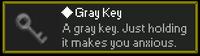 Gray Key