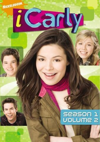 File:ICarly - Season 1, Volume 2 DVD cover 21862 1333575863543 1355439531 30944355 4760377 n.jpg