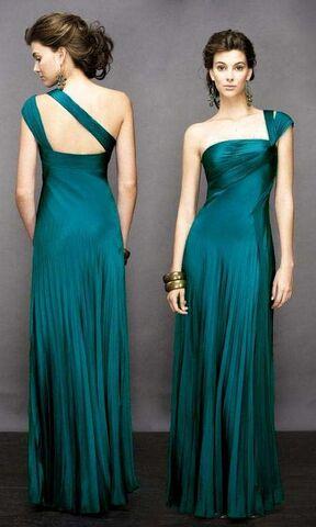 File:Single-Shoulder-Long-Formal-Dress.jpg