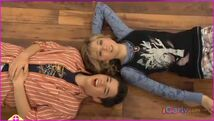 Seddie laugh