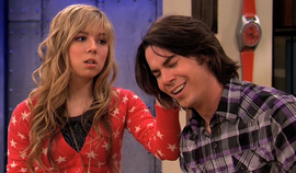 Spam Sam touches Spencer's hair iDABB.png