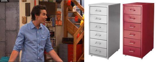 Hemlar cabinets