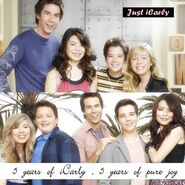 Just iCarly - 5 Years of iCarly