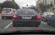 AnUnderCoverCar